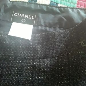 Chanel skirt size 48